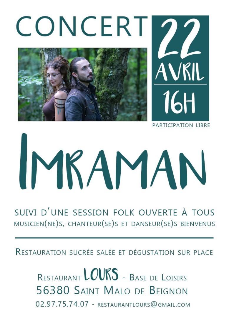 concert Imraman
